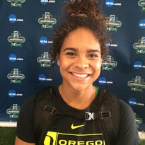 West Salem's Keira McCarrell met these 3 freshman goals for Oregon Ducks