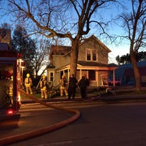 A house fire has been reported on Third Avenue in Wausau.