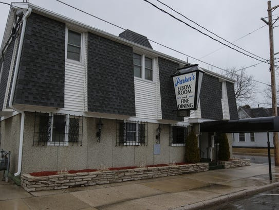 The Elbow Room on Buffalo Street April 13 in Manitowoc.