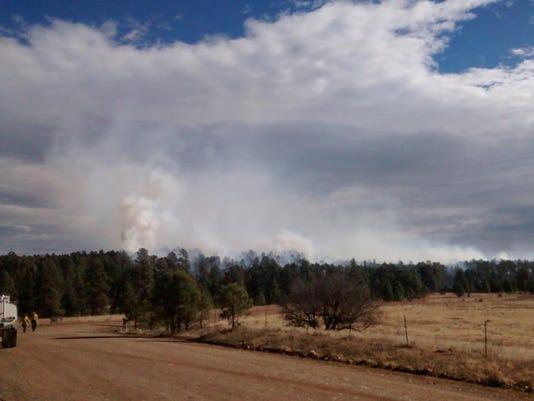 mescalero whitetail wildfire