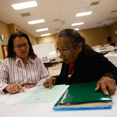 Program helps Native Americans develop wills
