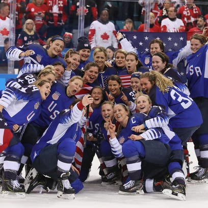 D'Amato: Team USA finally beats Canada for women's hockey gold medal