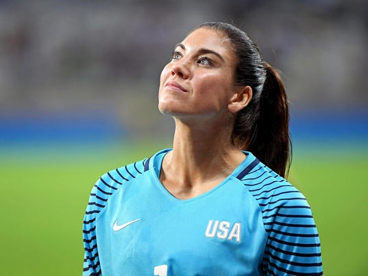 Hope Solo says she will be unaffected by taunts from Brazilian crowds ...