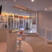 Renovations to construct Roemer's closet cost about $500,000.