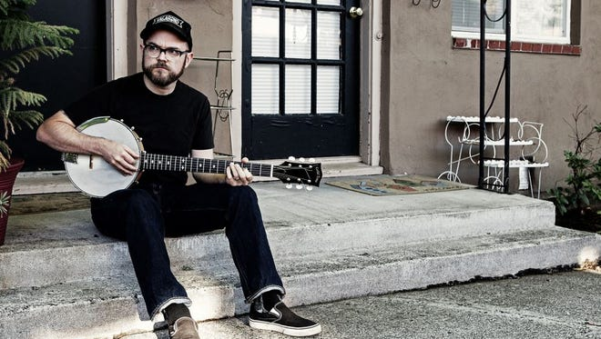 McDougall is a one-man-band playing folk, blues and old-time tunes.
