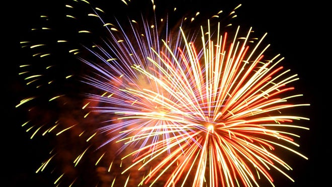 There will still be fireworks in Ontario this Fourth of July, despite the city's annual festival and parade being canceled earlier this year.