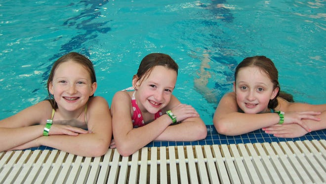 Cooler weather is coming, but there are lots of warm activities at the YMCA of the Blue Water Area, including swim lessons for all ages.