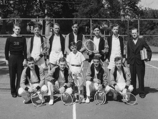 The 1936 Kalamazoo College team won the first of 79