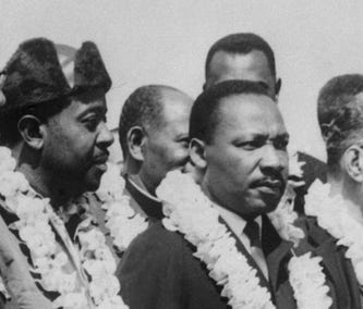 The 50th Anniversary of the Selma to Montgomery March