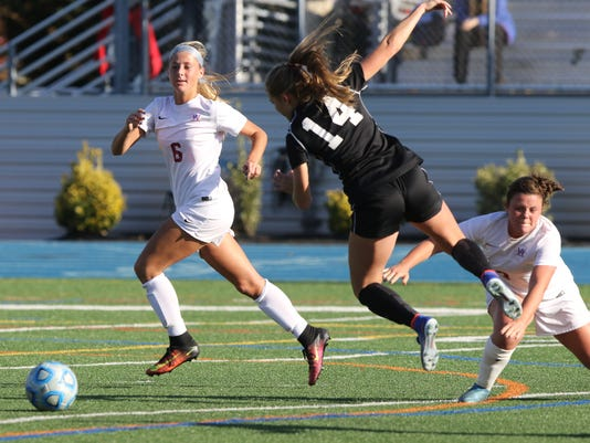 Northern Highlands vs Wall --  State Group 3 Girls Soccer Tournament Championship --