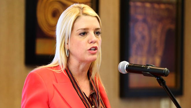 Florida's Attorney General Pam Bondi has been named to President-elect Donald Trump's transition team