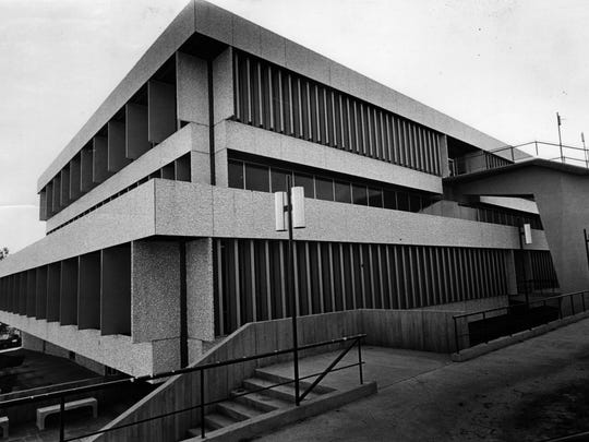 William Cooper Procter Hall on the UC campus has been the educational base for the UC College of Nursing since 1968.