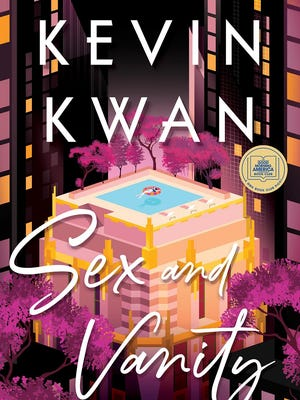 """""""Sex and Vanity"""" by Kevin Kwan."""