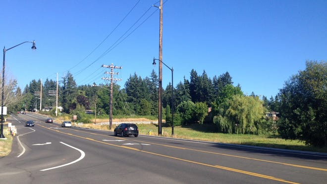 A restaurant, market and distillery are planned off Silverdale's Bucklin Hill Road.