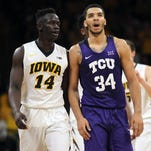 Iowa's season ends with OT loss to TCU in NIT second round