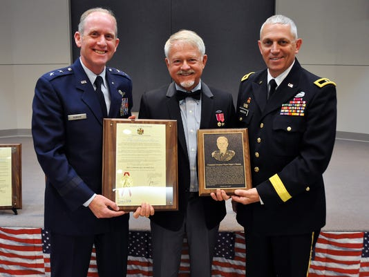 Two inducted into Wisconsin Army National Guard Hall of Honor
