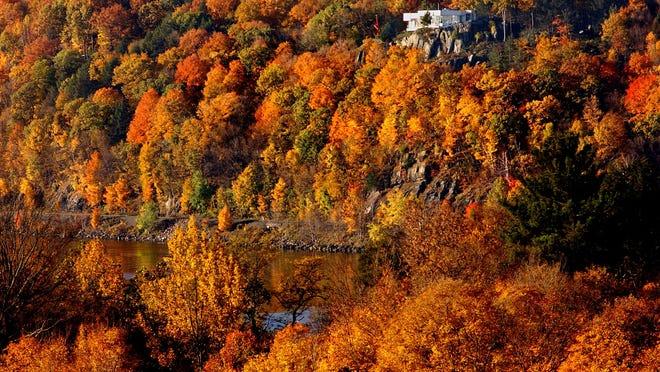 The Hudson River Fall Foliage Day Cruise will showcase the beauty of the region via catamaran.