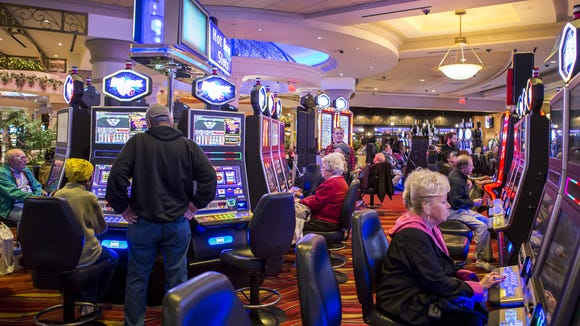 Since 2007, Dover Downs Casino's slot-machine revenue has tanked, falling from $215 million in 2007 to $138 million in the fiscal year ending June 30.