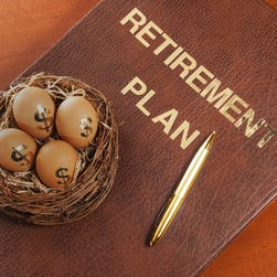 Take steps to start saving for retirement as soon as possible.