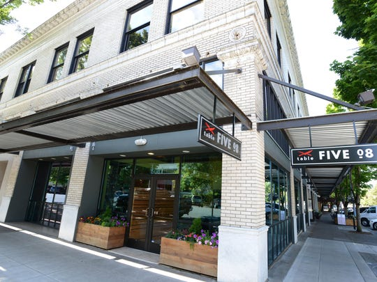 Table FIVE 08, located at 508 State St., scored a 92 on its semi-annual restaurant inspection Jan. 28.
