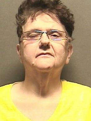 Elizabeth Roberts initially was held in connection with the Sept. 27, 2013, shooting death of her husband.