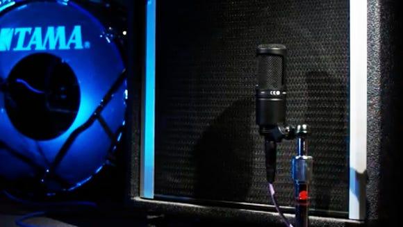 An excellent XLR microphone