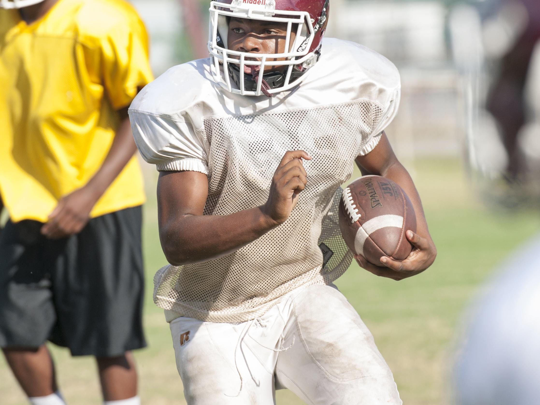 Football practice at Pensacola High School in Pensacola, FL on Monday, August 15, 2016.