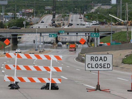 Missouri Braces For More Flooding With Heavy Rain In The