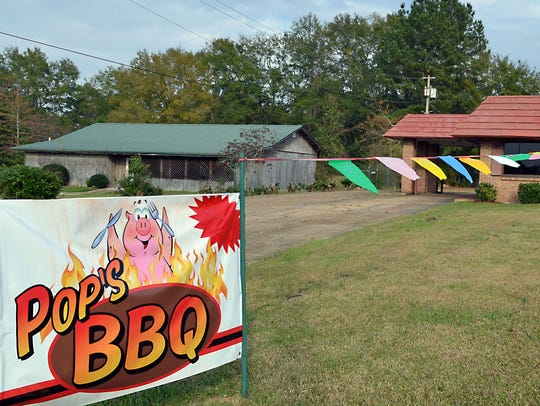 Pop's BBQ now open located at 4580 N Siwell Rd in Jackson.