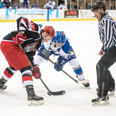 Watertown defeats Port Huron Prowlers, 7-4; takes 2-1 series lead