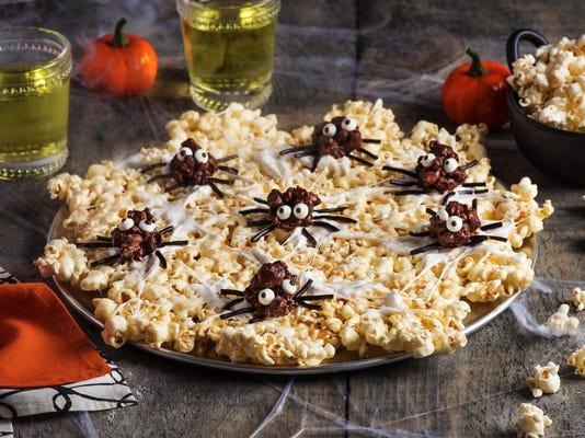 Spooky Popcorn Spider hi-res2