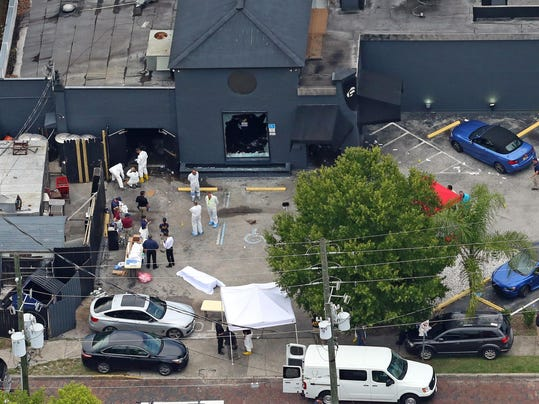 Pulse Nightclub Shooting