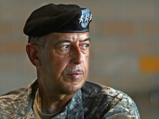 Lt. General Russel L. Honoré.