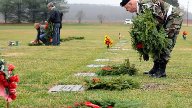 The Cumberland County Board of Chosen Freeholders and the Cumberland County Department of Veterans Affairs invites the public to attend and participate in the 2017 Wreaths of Remembrance Ceremony at 10 a.m. Dec. 16 at the Cumberland County Veterans Cemetery on Trench Road in Hopewell.