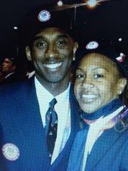 """This photo is part of """"Italian Imports,"""" a film that airs Friday on SportsCenter, exploring the bond Kobe Bryant and Tamika Catchings formed in Italy as children."""