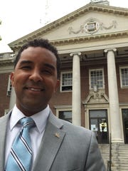 Mount Vernon Councilman Richard Thomas