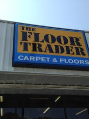 The Floor Trader Carpet & Floors is located at 1077