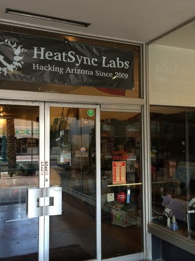 "2009: HeatSync Labs opens a ""hackerspace"" in downtown Mesa that gives engineers, artists and students a free place to build prototypes and design creative projects. The lab offers tools including a 3-D printer, laser cutter, saws, welders, sewing machines and soldering irons."