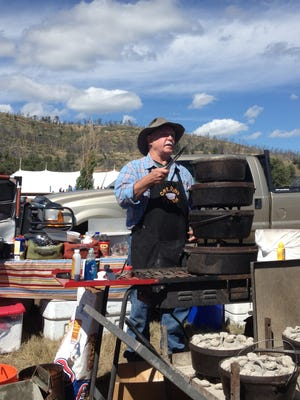Dutch Oven guru Cee Dub says you shouldn't stack your Dutch ovens after happy hour.