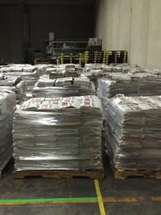 We've been working on your Thanksgiving edition of the Times for weeks and it will soon come out of the warehouse and into your hands. Check it out online all week and in print starting Wednesday afternoon.