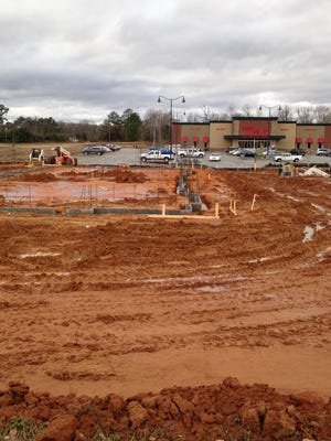 Jet's Pizza will open this spring at 9 Chloe Place, near the West Tennessee Healthcare Sportsplex.