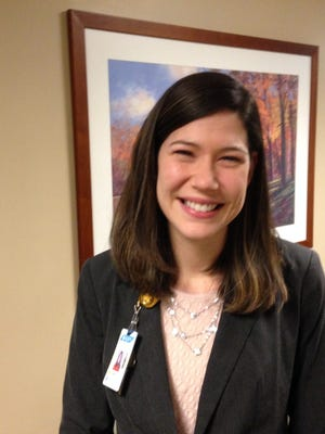 Sarah Ortiz is language services coordinator at Jackson-Madison County General Hospital.