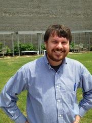 Matt Altobell is the executive director of the Jackson Downtown Development Corporation.