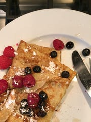 Want to go fancier than pancakes? Make a batch of crepes