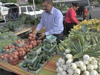 The EastChase Farmer's Market opened for the season on Saturday.