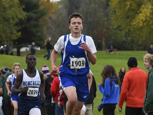 DCA 1026 sectional cross country