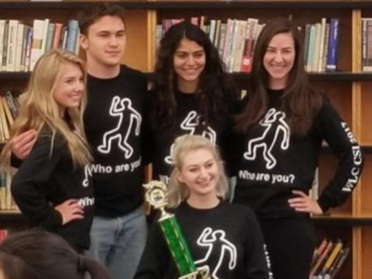 The Walled Lake Central team won the Best Forensics