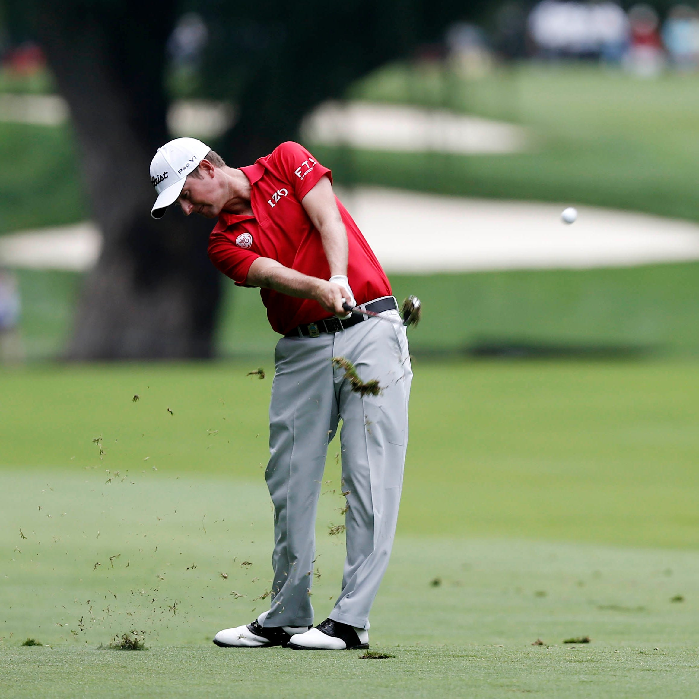 Friday at the 2013 PGA Championship