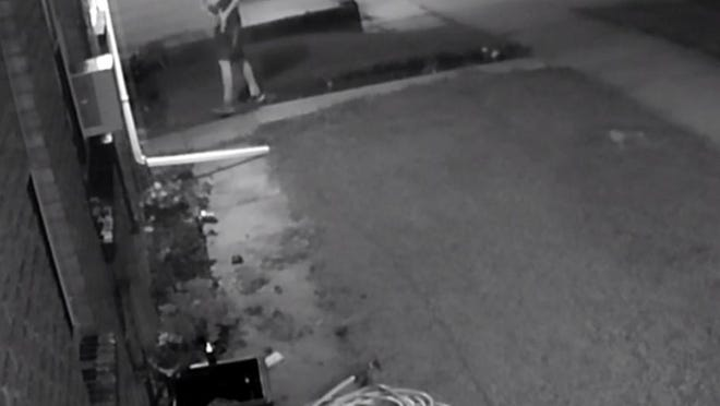 Rockford police are asking for help identifying the suspect in at least four burglaries on the city's southwest side.