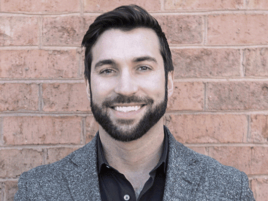 Chase Gilbert, CEO of Built